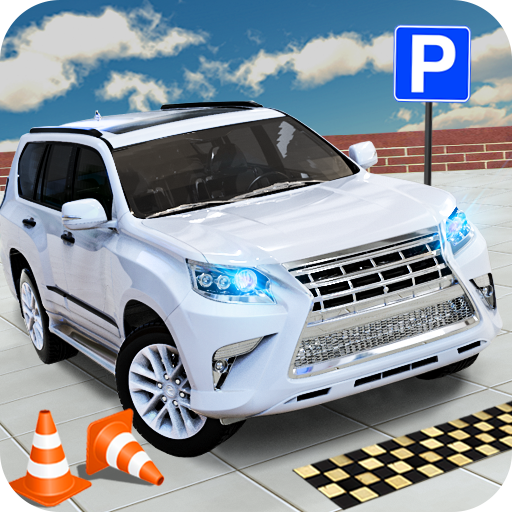 Prado Car Games Modern Car Parking Car Games 2020 1.3.8(MOD, Unlimited Money)