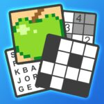 Puzzle Page – Crossword, Sudoku, Picross and more 3.62 (MOD, Unlimited Money)