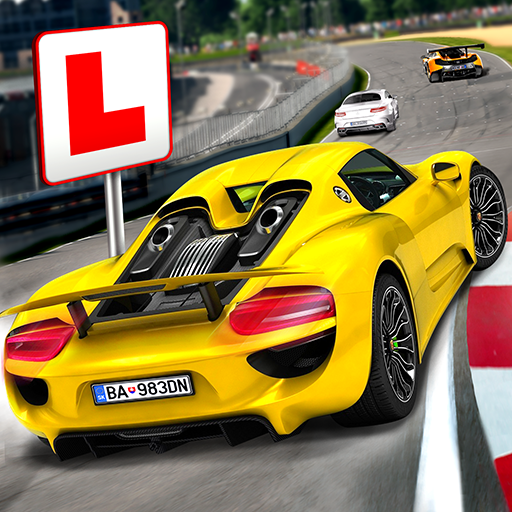 Race Driving License Test 2.1.2 (MOD, Unlimited Money)