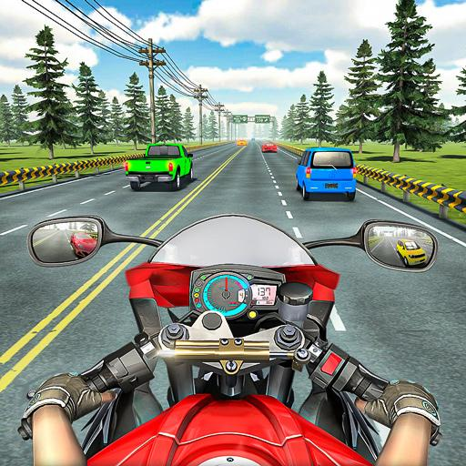 Racing In Moto Traffic Stunt Race 1.19 (MOD, Unlimited Money)