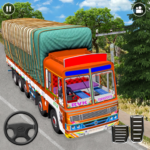 Real Mountain Cargo Truck Uphill Drive Simulator 1.4(MOD, Unlimited Money)