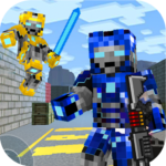 Rescue Robots Sniper Survival 1.101 (MOD, Unlimited Money)