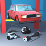 Retro Garage – Car mechanic simulator 1.8.0 (MOD, Unlimited Money)