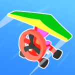 Road Glider – Incredible Flying Game 1.0.25(MOD, Unlimited Money)