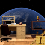 Room Escape Space 1.0 (MOD, Unlimited Money)