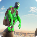 Rope Frog Ninja Hero – Strange Gangster Vegas 1.5.0 (MOD, Unlimited Money)