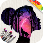Silhouette Art 1.0.9(MOD, Unlimited Money)