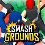 Smashgrounds.io: Epic Ragdoll Battle 1.22(MOD, Unlimited Money)