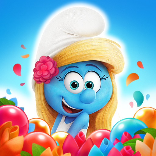 Smurfs Bubble Shooter Story 3.04.050001 (MOD, Unlimited Money)