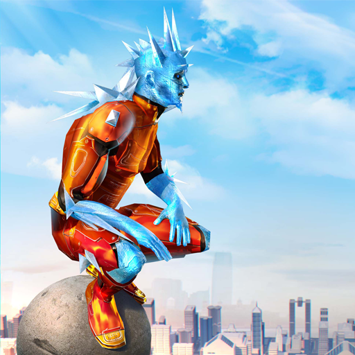 Snow Storm Superhero 1.1.3 (MOD, Unlimited Money)