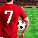 Soccer ⚽ League Stars: Football Games Hero Strikes 1.7.3(MOD, Unlimited Money)