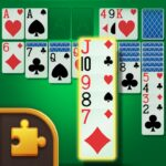 Solitaire&Jigsaw kingdom 1.9.8 (MOD, Unlimited Money)