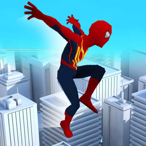 Spider Heroes Parkour 3.1(MOD, Unlimited Money)