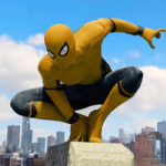 Spider Rope Hero – Gangster New York City 1.22 (MOD, Unlimited Money)