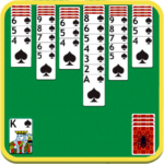 Spider Solitaire 4.8.5.1(MOD, Unlimited Money)