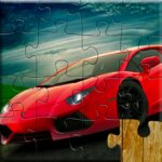 Sports Car Jigsaw Puzzles Game – Kids & Adults 🏎️ 28.0 (MOD, Unlimited Money)