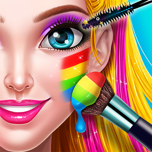 👧👗Sports Girl Makeup – Keep Fit  (MOD, Unlimited Money)