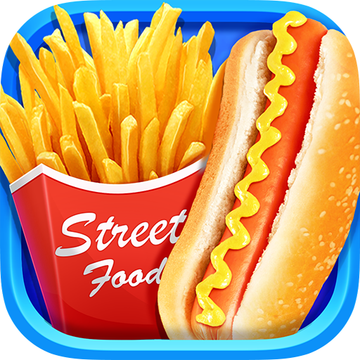 Street Food  – Make Hot Dog & French Fries Version : 1.7 (MOD, Unlimited Money)