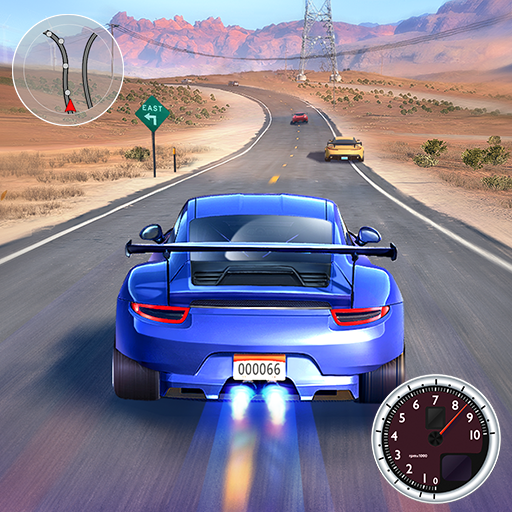 Street Racing HD 6.0.6 (MOD, Unlimited Money)