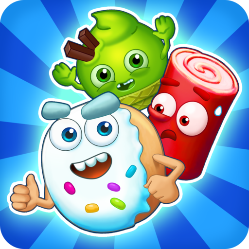 🍒Sugar Heroes – World match 3 game! 1.210.9 (MOD, Unlimited Money)