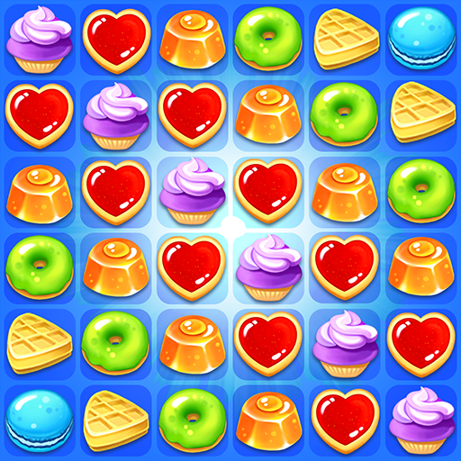 Sugar POP – Sweet Match 3 Puzzle 1.4.5 (MOD, Unlimited Money)