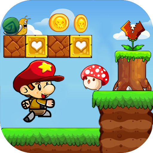 Super Bob's World : Free Run Game 1.199(MOD, Unlimited Money)