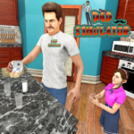 Super Dad Simulator Family Life Simulator Games 3D 1.0.2 (MOD, Unlimited Money)