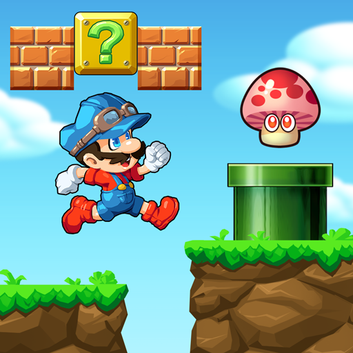 Super Machino go: world adventure game 1.31.1 (MOD, Unlimited Money)