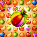 Sweet Fruits POP : Match 3 Puzzle 1.4.7 (MOD, Unlimited Money)