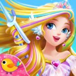 Sweet Princess Fantasy Hair Salon 1.0.7 (MOD, Unlimited Money)