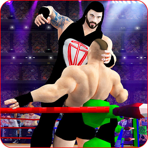 Tag Team Wrestling Games: Mega Cage Ring Fighting 5.6 (MOD, Unlimited Money)