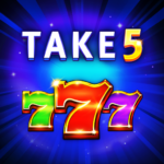 Take5 Free Slots – Real Vegas Casino 2.95.1(MOD, Unlimited Money)