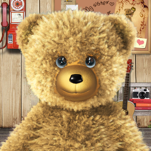 Talking Teddy Bear 1.4.0 (MOD, Unlimited Money)