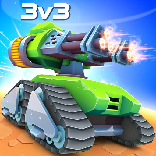Tanks A Lot! – Realtime Multiplayer Battle Arena 2.82  (MOD, Unlimited Money)