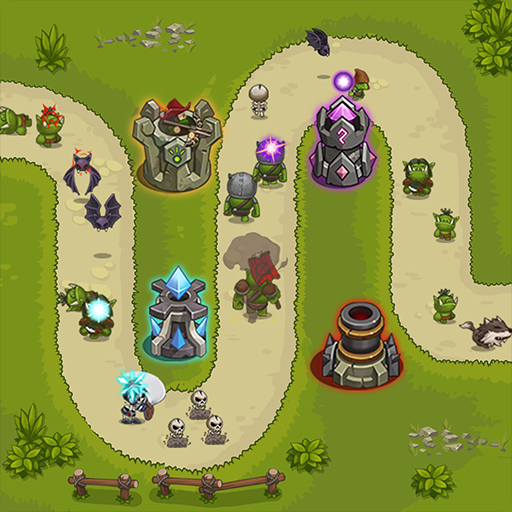 Tower Defense King 1.4.8(MOD, Unlimited Money)