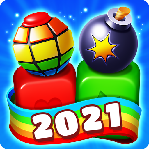 Toy Cubes Pop 2021 6.20.5038(MOD, Unlimited Money)
