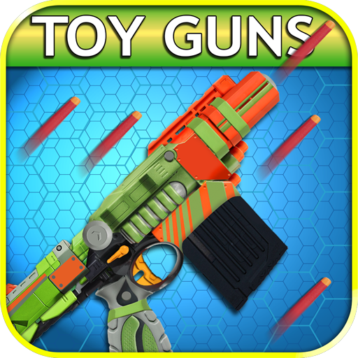 Toy Guns – Gun Simulator – The Best Toy Guns 3.1 (MOD, Unlimited Money)