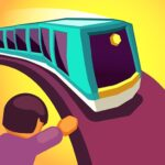 Train Taxi 1.4.9 (MOD, Unlimited Money)