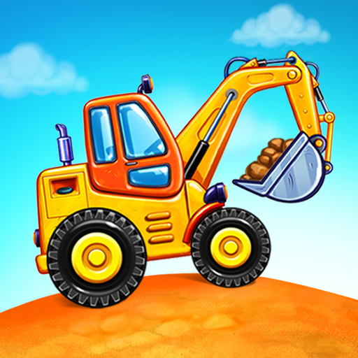 Truck games for kids – build a house, car wash 5.11.2 (MOD, Unlimited Money)