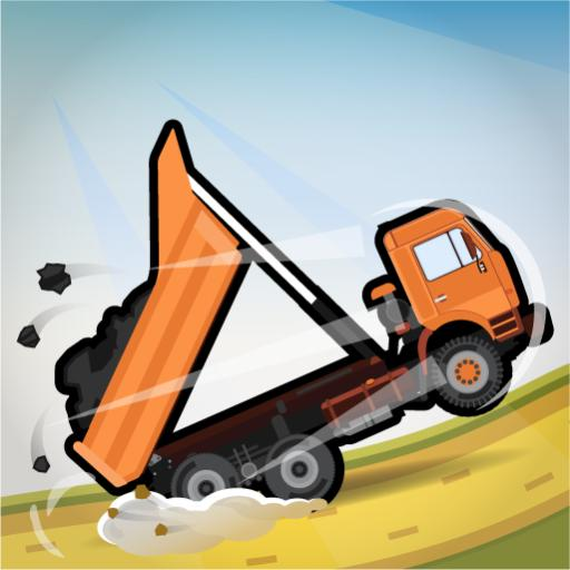 Trucker – Overloaded Trucks Racing 1.17 (MOD, Unlimited Money)