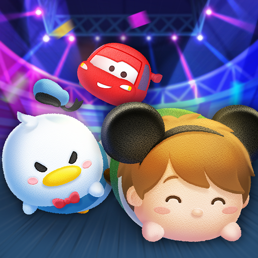 Tsum Tsum Stadium 1.2.1 (MOD, Unlimited Money)