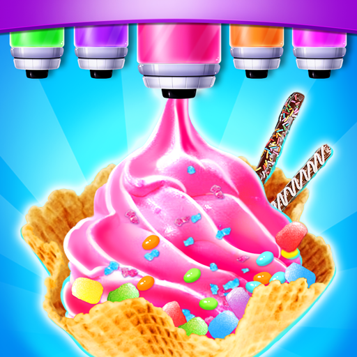 Unicorn Chef: Summer Ice Foods – Cooking Games 1.6(MOD, Unlimited Money)