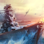 WARSHIP BATTLE:3D World War II 3.2.2(MOD, Unlimited Money)