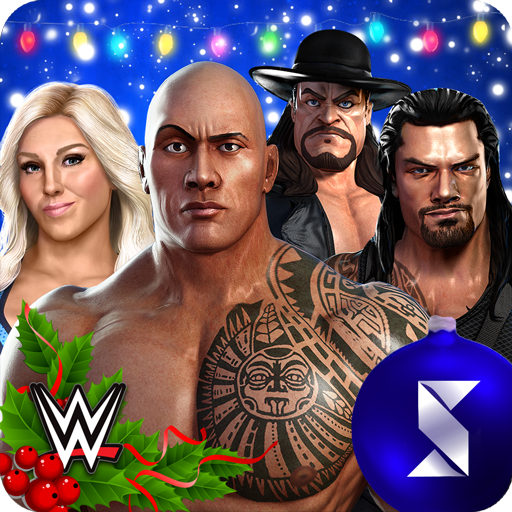 WWE Champions 2021 0.493 (MOD, Unlimited Money)