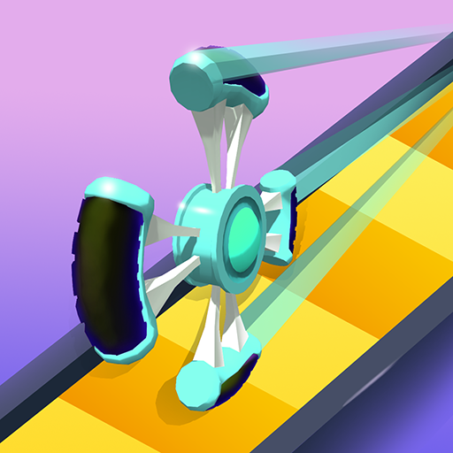Wheels Run 3D 1.3.8 (MOD, Unlimited Money)