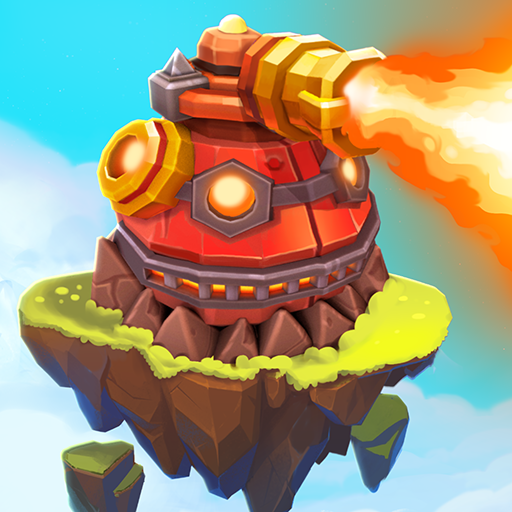 Wild Sky TD: Tower Defense Legends in Sky Kingdom 1.38.7 (MOD, Unlimited Money)