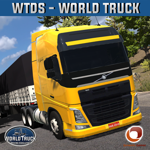 World Truck Driving Simulator 1,200 (MOD, Unlimited Money)