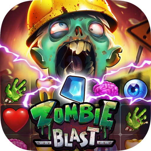Zombie Blast – Match 3 Puzzle RPG Game 2.4.8(MOD, Unlimited Money)