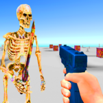 Zombie Skeleton War: Gun Shooting Game 3.4 (MOD, Unlimited Money)