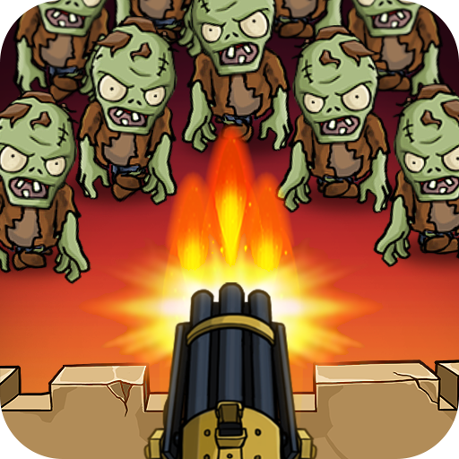 Zombie War: Idle Defense Game 34 (MOD, Unlimited Money)